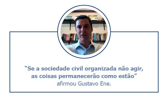 O presidente do Cosic, José Carlos de Oliveira Lima, reforçou o défict habitacional no país e o fato de o setor da construção continuar ativo cumprindo rígidas regras sanitárias.